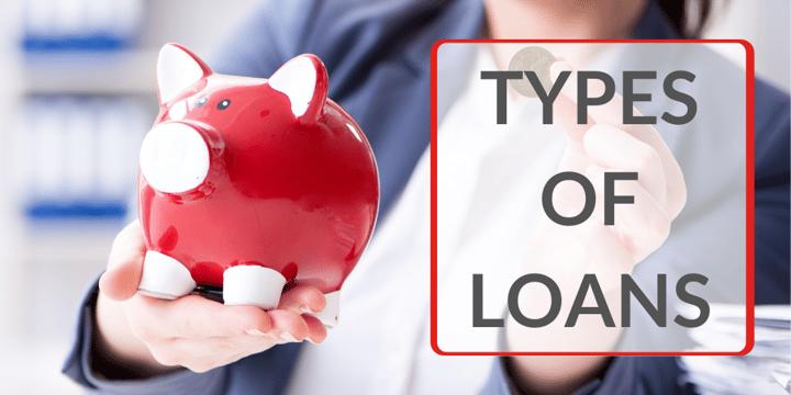 Betco Finance Blog - Types of Loans