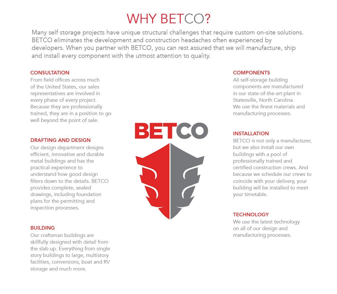 Why Betco