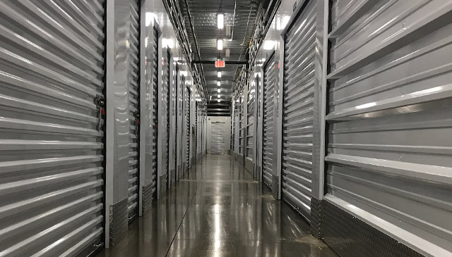 Extra Space Self Storage