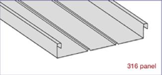 316 panel