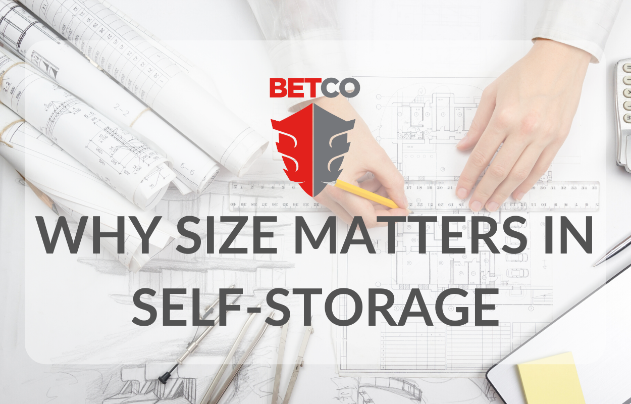 Why Size Matters in Self-Storage